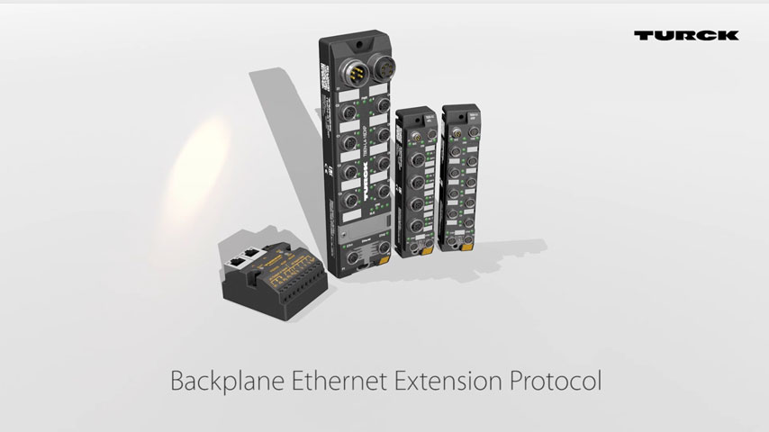 BEEP – Backplane Ethernet Extension Protocol